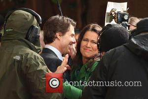 Susanna Reid and Tom Cruise