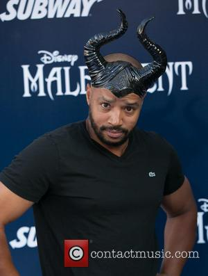 Donald Faison - World Premiere of Disney's 'Maleficent' held at the El Capitan Theatre - Arrivals - Los Angeles, California,...