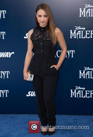 Aimee Carrero - World Premiere of Disney's 'Maleficent' held at the El Capitan Theatre - Arrivals - Los Angeles, California,...