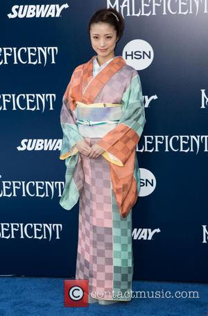 Actress Aya Ueto Pregnant