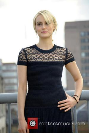 Taylor Schilling - Netflix exclusive series 'Orange Is The New Black' Photocall at the Soho Hotel - London, United Kingdom...