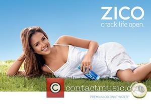 Jessica Alba - Jessica Alba is the New Face of ZICO Coconut Water