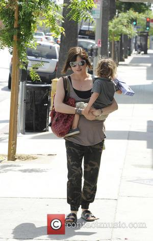 Selma Blair and Arthur Bleick