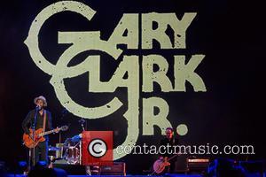 Gary Clark Jr. - Rock in Rio Lisboa held at Parque da Bela Vista - Day 2 - Performances -...