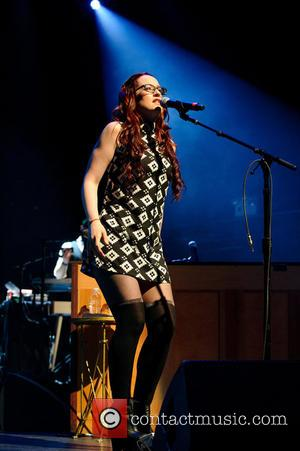 Ingrid Michaelson - Ingrid Michaelson performs at Terminal 5 - New York, New York, United States - Thursday 29th May...