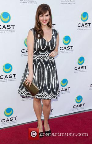 Sara Rue - Celebrities attend CAST's 16th Annual From Slavery to Freedom Gala Event at Skirball Cultural Center - Guerin...