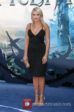 Emily Osment - World Premiere of Disney's 'Maleficent' held at the El Capitan Theatre - Arrivals - Los Angeles, California,...