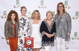 Bernadette Peters, Cynthia Nixon, Amy Poehler, Bette Midler and Judy Gold