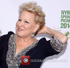 Bette Midler - NYRP 13th Annual Spring Picnic - Arrivals