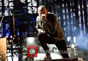 Linkin Park and Chester Bennington - Rock in Rio Lisboa held at Parque da Bela Vista - Day 3 -...