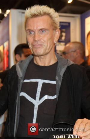 Billy Idol - Book Expo 2014 in New York City - New York, New York, United States - Friday 30th...
