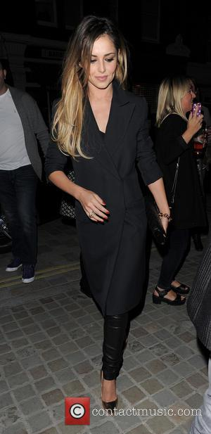 Cheryl Cole - Cheryl Cole spotted at Chiltern Firehouse - London, United Kingdom - Friday 30th May 2014