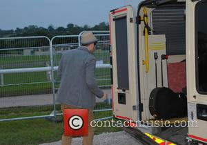 MATT CARDLE - Acoustic Festival of Britain at Uttoxeter Racecourse - Day 1 - Uttoxeter, United Kingdom - Friday 30th...