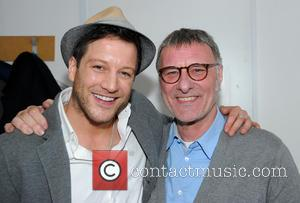 MATT CARDLE and STEVE HARLEY - Acoustic Festival of Britain at Uttoxeter Racecourse - Day 1 - Uttoxeter, United Kingdom...