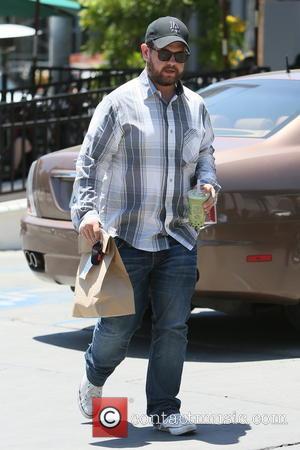 Jack Osbourne - Jack Osbourne spotted picking up food from Urth Caffe - Los Angeles, California, United States - Friday...