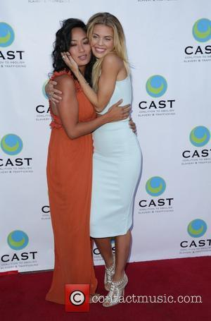 Chloe Flower and Annalynne Mccord