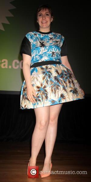 Lena Dunham - The Adult Book and Author Breakfast during the 2014 Book Expo - New York, United States -...