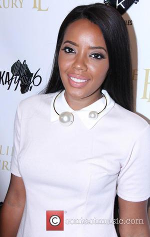 Angela Simmons - Afrika Fifty6 presents a benefit concert for our girls of Nigeria - Los Angeles, California, United States...