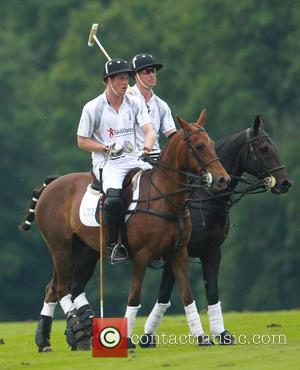 Prince Harry, Prince William and Duke of Cambridge