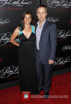 Chad Lowe and Kim Painter -