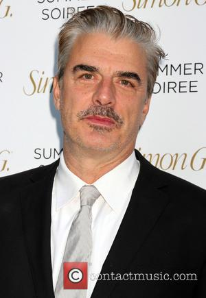 Chris Noth - Simon G Soiree held at the Fountain Terrace Pool inside the Four Seasons Hotel - Arrivals -...