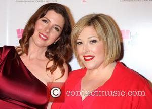 Wendy Wilson and Carnie Wilson