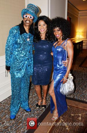Bootsy Collins, Denyce Graves and Patty Collins