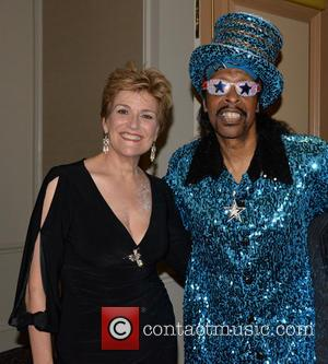 Karen Mason and Bootsy Collins