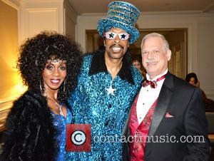 Patty Collins, Bootsy Collins and Robert Sataloff