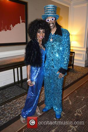 Patty Collins and Bootsy Collins