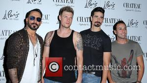 Backstreet Boys - Backstreet's Back at Chateau Nightclub & Rooftop - Las Vegas, Nevada, United States - Saturday 31st May...