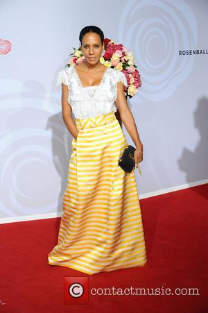 Barbara Becker - Rosenball 2014 at InterContinental Berlin - Arrivals - Berlin, Germany - Saturday 31st May 2014