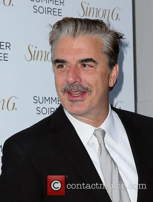 Chris Noth Marks 60th Birthday With Former Co-stars