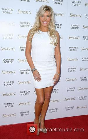 Lisa Gastineau - Simon G Soiree at Four Seasons Hotel Las Vegas - Las Vegas, Nevada, United States - Saturday...