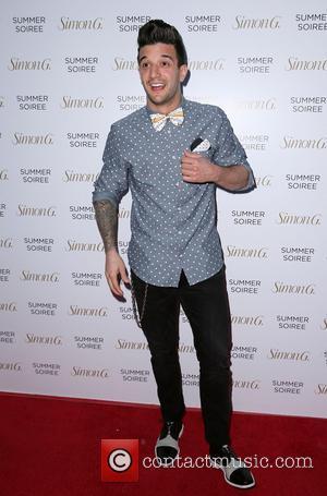 Mark Ballas - Simon G Soiree at Four Seasons Hotel Las Vegas - Las Vegas, Nevada, United States - Saturday...
