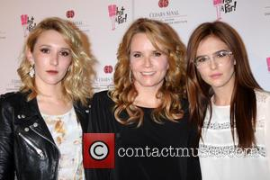 Madelyn Deutch, Lea Thompson and Zoey Deutch