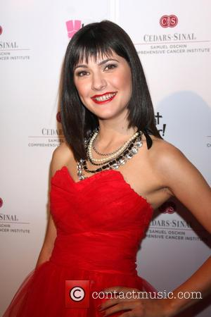 Sara Niemietz - What A Pair! 10th anniversary benefit concert at the Saban Theatre - Arrivals - Los Angeles, California,...