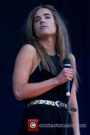 Stina Wäppling and NONONO - Kent Festival at Ullevi Stadium - Gothenburg, Sweden - Sunday 1st June 2014