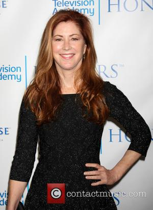 Dana Delany - The 7th Annual Television Academy Honors held at SLS Hotel - Arrivals - Los Angeles, California, United...
