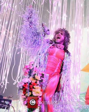 Wayne Coyne and The Flaming Lips