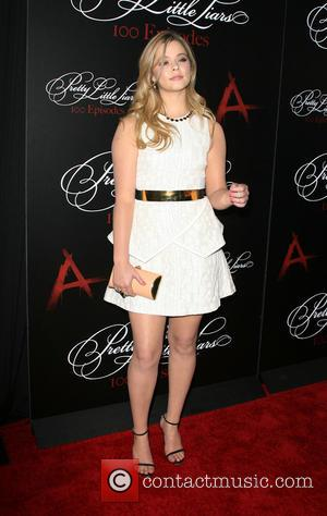 Sasha Pieterse - 'Pretty Little Liars' celebrates 100 episodes at W Hollywood Hotel Rooftop - Arrivals - Los Angeles, California,...