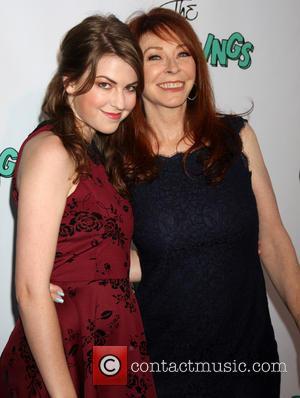 Sadie Pierson and Cassandra Peterson