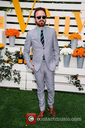 Aaron Paul - The Seventh Annual Veuve Clicquot Polo Classic in Liberty State Park - New Jersey, New Jersey, United...
