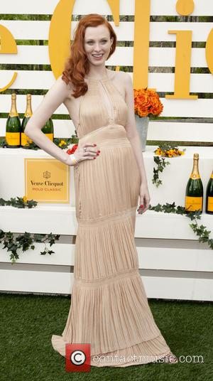 Karen Elson - The Seventh Annual Veuve Clicquot Polo Classic - Red Carpet Arrivals - Jersey City, New Jersey, United...