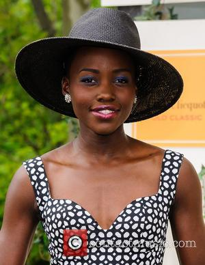 Lupita Nyong'o - The Seventh Annual Veuve Clicquot Polo Classic