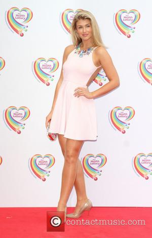 Amy Willerton - Health Lottery VIP Tea Party held at the Savoy Hotel, The Strand, London - London, United Kingdom...