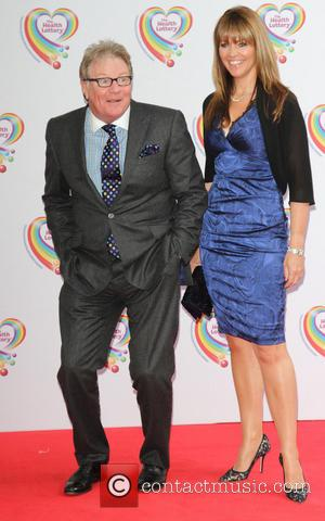 Jim Davidson - Health Lottery VIP Tea Party held at the Savoy Hotel, The Strand, London - London, United Kingdom...