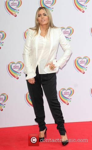 Patsy Kensit - Health Lottery VIP Tea Party held at the Savoy Hotel, The Strand, London - London, United Kingdom...