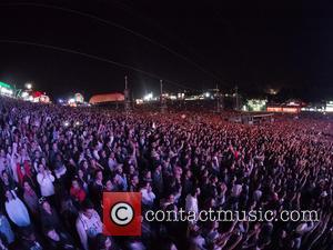 Justin Timberlake - Rock in Rio Lisboa held at Parque da Bela Vista - Day 5 - Performances - Lisbon,...