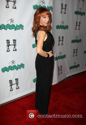 Kathy Griffin - The Groundlings 40th Anniversary Gala At HYDE Sunset: Kitchen + Cocktails - West Hollywood, California, United States...